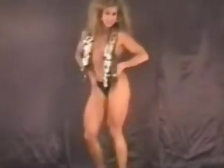 Cyndy Jones Exotic Muscle Dance