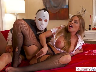 Raunchy Milf And Masked Guy - SCREW HARD CORE