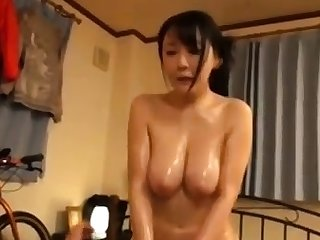 Asian Milf Doggystyle Fucked With Body Cumshot
