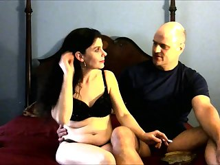 Amateur MILF With Sexy Long Legs First Porn Video