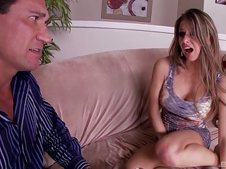 Rachel Roxxx gets her cunt licked and fucked by her horny friend