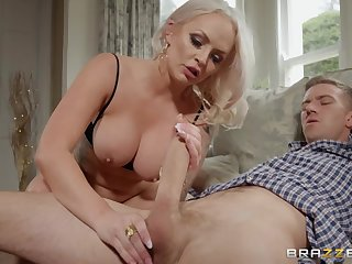 Hardcore old and young pussy fuck with Louise Lee & Danny D